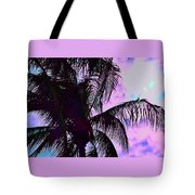 Painted Palms 4 Tote Bag