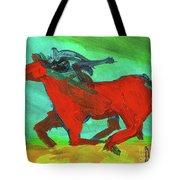 Painted Ponies - Spirit Rider Tote Bag