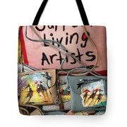 Painted Purses  Tote Bag