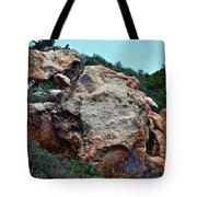 Painted Rocks Tote Bag