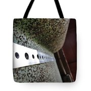 Painted Textured Tote Bag
