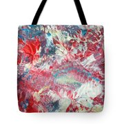 Painted Thought 2 Tote Bag