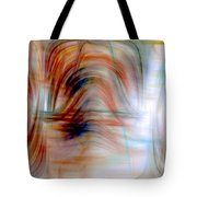 Painted Windows Tote Bag