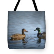 Painterly 2 Eye For You Tote Bag