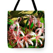 Painterly Effects Tote Bag