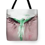 Painting 661 3 Bird 8 Tote Bag