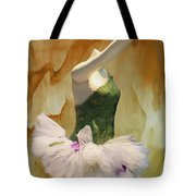 Painting A Ballet Dream Tote Bag