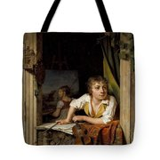 Painting And Music Tote Bag