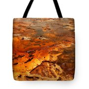 Painting Of Nature Tote Bag