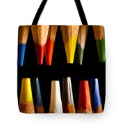 Painting Pencils Tote Bag