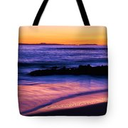 Painting The Ocean Tote Bag