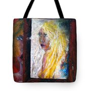Painting Tote Bag