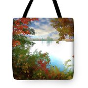Paints Of Fall Tote Bag