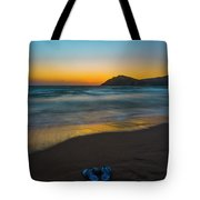 Pair Of Blues Tote Bag by Julis Simo