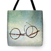 Pair Of Glasses Tote Bag