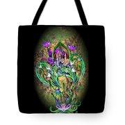 Paisley Floral Tote Bag