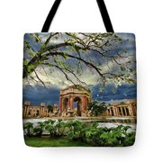 Palace Of Fine Art Tote Bag