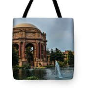 Palace Of Fine Arts -1 Tote Bag