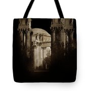 Palace Of Fine Arts Panama-pacific Exposition, San Francisco 1915 Tote Bag