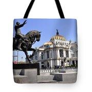 Palace Of Fine Arts 2 Tote Bag