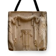 Palace Of Fine Arts Ladies Tote Bag