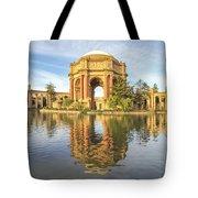 Palace Of Fine Arts - San Francisco Tote Bag