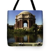 Palace Of Fine Arts Sf 2 Tote Bag