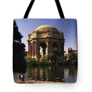 Palace Of Fine Arts Sf Tote Bag