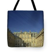 Palace Of Versailles Tote Bag