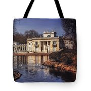 Palace On The Water  Tote Bag