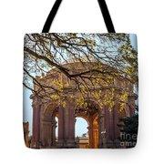 Palace Rotunda II Tote Bag by Kate Brown