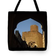 Palace Through The Arch Tote Bag