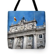 Palacio Real Tote Bag