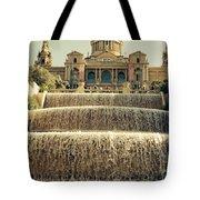 Palau Nacional Barcelona Tote Bag