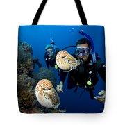 Palau Underwater Tote Bag