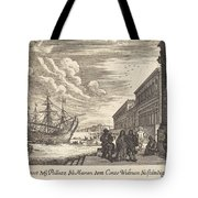 Palazzo Of Count Widman Tote Bag