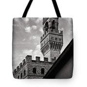 Palazzo Vecchio Tower Tote Bag