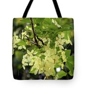 Pale And Delicate Tote Bag
