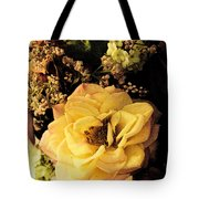 Pale Rose Tote Bag