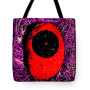Paleolithic Observatory Tote Bag by Eikoni Images