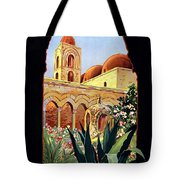 Palermo Italy Tote Bag
