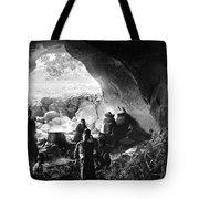 Palestine: Cave Dwelling Tote Bag