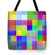 Palettes Tote Bag