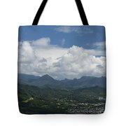 Pali Overlook Tote Bag