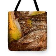 Palm Bark Tote Bag