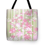 Palm Beach Floral II Tote Bag