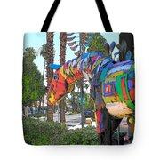 Palm Desert Coda Tote Bag