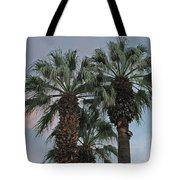 Palm Desert Palms  Tote Bag