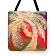 Palm Diggity Tote Bag