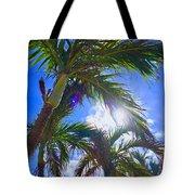 Palm Gazing Tote Bag